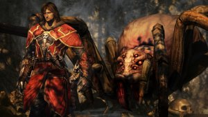 Castlevania: Lords of Shadow 2 desvela las Garras del Caos