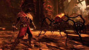 Koji Igarashi piensa que MercurySteam no hizo un mal trabajo con Castlevania: Lords of Shadow