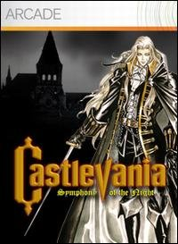 Castlevania: Symphony of the Night Xbox 360