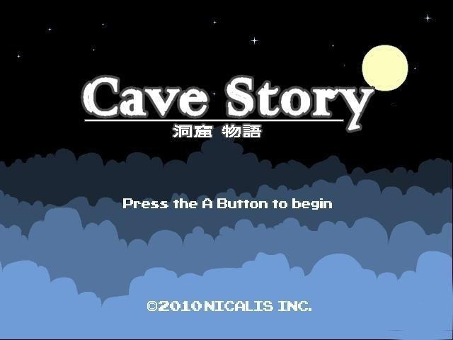 Cave story cover [1]