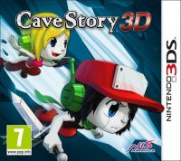 Cave Story Nintendo 3DS