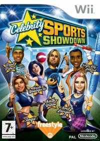Celebrity Sports Showdown Wii