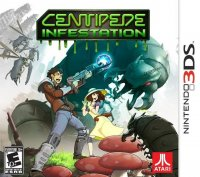 Centipede: Infestation Nintendo 3DS