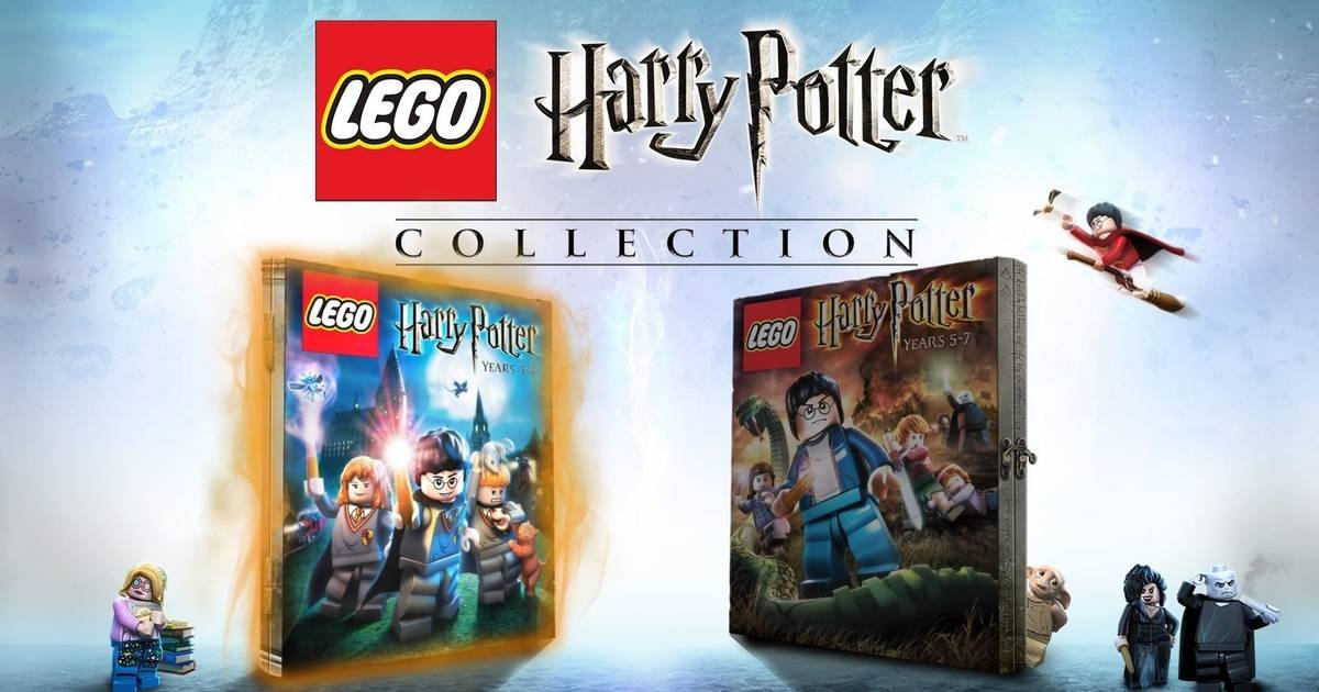 Lego Harry Potter Collection Llegara A Nintendo Switch Y Xbox One