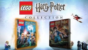 LEGO Harry Potter Collection llegará a Nintendo Switch y Xbox One