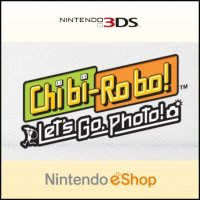 Chibi-Robo! Lets Go, Photo! Nintendo 3DS
