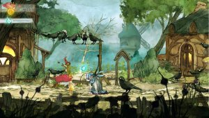 Child of Light ofrecerá soporte completo para el Wii U Gamepad
