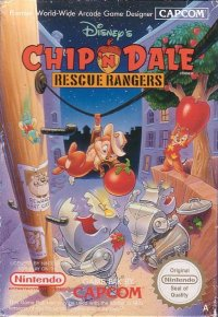 Chip 'N Dale: Rescue Rangers NES