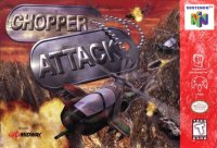 Chopper Attack Nintendo 64