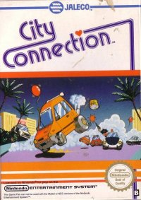 City Connection NES