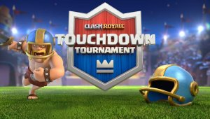 Clash Royale: El desafío Touchdown ya está disponible