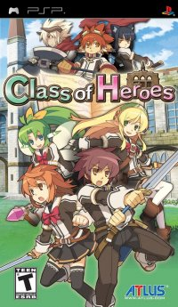 Class of Heroes: Final PSP