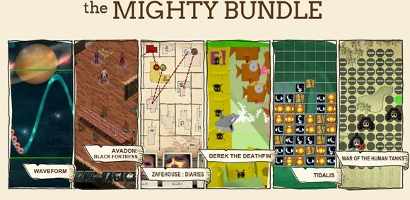 The Mighty Bundle - Indie Royale