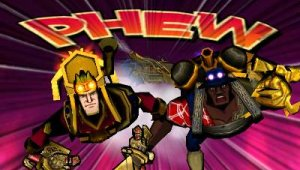 Code Name S.T.E.A.M. llegará al New Reto 3DS