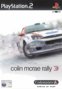 Colin McRae Rally 3 Playstation 2