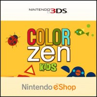 Color Zen Kids Nintendo 3DS