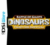 Combat of Giants: Dinosaurs - Fight for Survival Nintendo DS