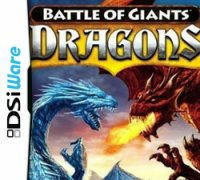 Combat of Giants: Dragons - Bronze Edition Nintendo DS