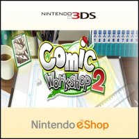 Comic Workshop 2 Nintendo 3DS