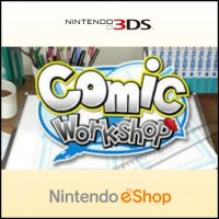 Comic Workshop Nintendo 3DS
