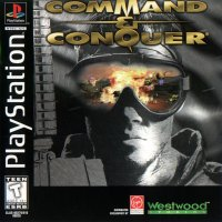 Command & Conquer (1995) Playstation