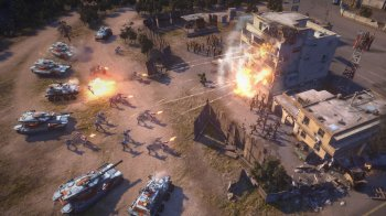 Electronic Arts cancela el free-to-play de Command & Conquer
