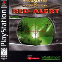 Command & Conquer: Red Alert Playstation