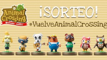 Animal Crossing: New Leaf Welcome amiibo: Concurso #VuelveAnimalCrossing