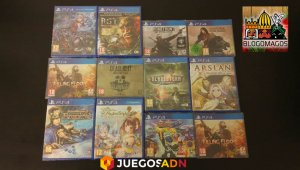 Blogomagos día 10: Sorteamos tres packs de 4 juegos para PlayStation 4
