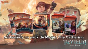 Ya tenemos ganador de La revuelta del éter de Magic: The Gathering