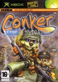 Conker: Live & Reloaded XBox