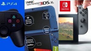 Top ventas consolas Japón (04-06 al 10-06) Nintendo Switch mantiene una cifra estable