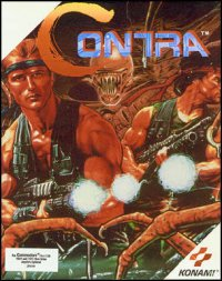 Contra Commodore 64