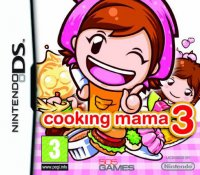 Cooking Mama 3 Shop & Chop Nintendo DS