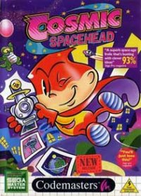 Cosmic Spacehead Master System