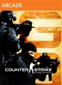 Counter Strike: Global Offensive Xbox 360