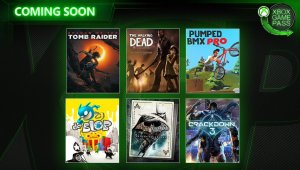 Xbox Game Pass: Crackdown 3, Shadow of the Tomb Raider y más aterrizan en febrero