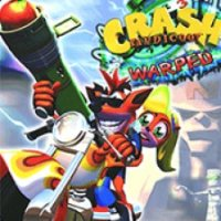 Crash Bandicoot 3: Warped PS Vita