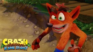 Crash Bandicoot N. Sane Trilogy: Nuevo gameplay de Nintendo Switch desde la PAX East