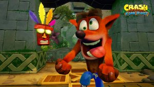 Top ventas Reino Unido (10-07-2017) Crash Bandicoot N. Sane Trilogy sigue al frente