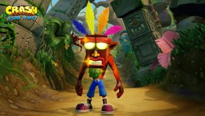 Top ventas UK (07-08-17) Crash Bandicoot sigue al frente