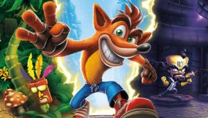 Crash Bandicoot N. Sane Trilogy se actualiza en PS4