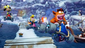 Crash Team Racing Nitro-Fueled muestra su Modo Aventura en un extenso gameplay