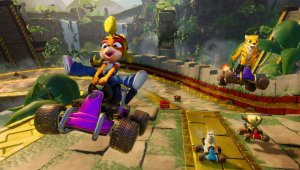 Crash Team Racing Nitro-Fueled recibe un parche en PS4, Xbox One y Nintendo Switch