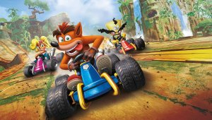 Crash Team Racing Nitro-Fueled contará con nuevos karts y circuitos