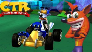 El remake del Crash Team Racing podría presentarse en la gala The Game Awards