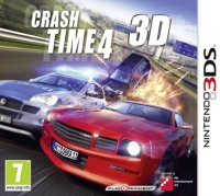 Crash Time 4 3D Nintendo 3DS