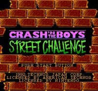 Crash'n The Boys Street Challenge Wii
