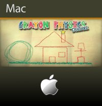 Crayon Physics Deluxe Mac