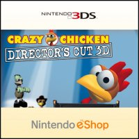 Crazy Chicken: Director's Cut 3D Nintendo 3DS
